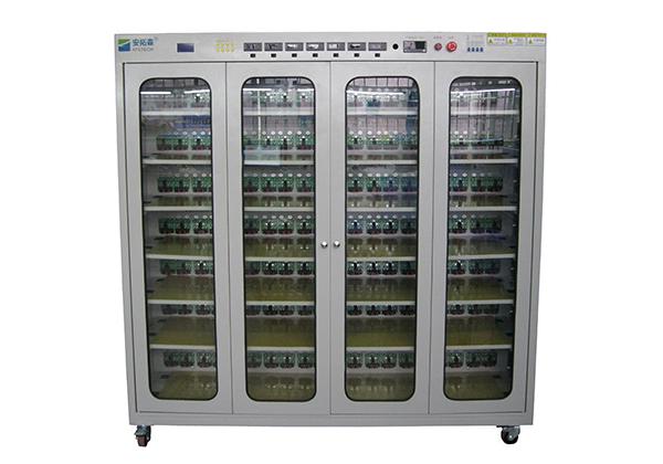 电池老化柜
